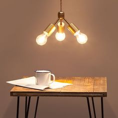 Ø13 Brass Berks Lamp by Manhattan Project | MONOQI