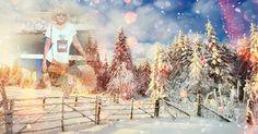 Δημιούργησε Την Προσωπική Σου Χριστουγεννιάτικη Φωτογραφία!