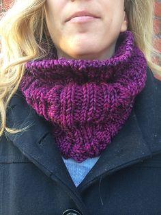 Ravelry: stitchyalli's Super Smooshy Cowl Bonfire Night, Knitting Designs, Knits, Ravelry, Cowl, Crochet, Fashion, Chrochet, Moda
