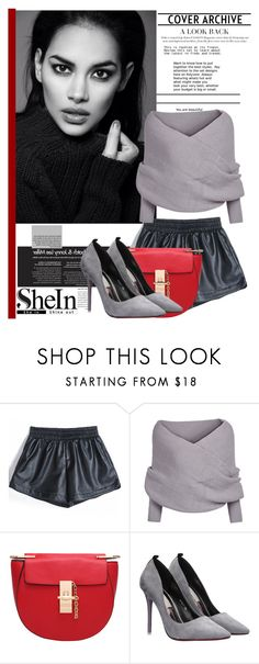 """""""SHEIN"""" by amila-338 ❤ liked on Polyvore featuring women's clothing, women, female, woman, misses and juniors"""