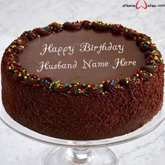 Are you finding Happy Birthday Cake Images? If yes then this is the best collection of Happy Birthday Cake Images 2015 for you. Send it to your friend and wish him or her have a great birthday, enjoy the party. 50th Birthday Cake Designs, Happy Birthday Cake Images, Happy Birthday Chocolate Cake, Birthday Chocolates, Birthday Cake For Husband, Online Cake Delivery, Kolaci I Torte, A Birthday Party, Nerd Birthday