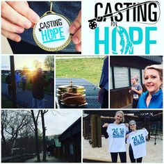 It's the Sound of Sunshine: Casting for Hope Morning of Hope 5K Race Recap