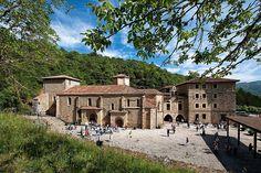Monasterio de Santo Toribio de Liébana  #Cantabria #Spain