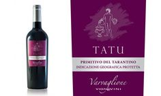 Tatu - Primitivo - Varvaglione #naming #packaging #design #vino