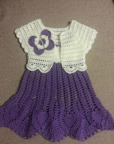 Todos os tamanhos | ♥️ That simple and delicate model at the same time, I loved this crochet pattern dress | Flickr – Compartilhamento de fotos!