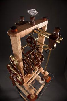 M-11 Galileo Clock