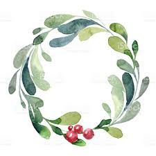 Image result for christmas watercolor illustration