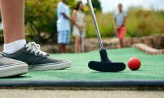 Konzept Golf - Konzept Golf: 1x oder 2x Minigolf-Familienkarte für Konzept Golf in Köln ab 12,90 €
