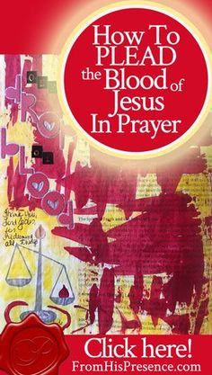 If you want to know one of the strongest ways to pray that there is, you need to learn how to legally plead the blood of Jesus in prayer. If you're not sure what I mean, you're in luck! I wrote about it recently over on iBelieve.com, in How to Plead the Blood of Jesus In …