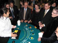 New Orleans BlackJack Table Rentals in Louisiana