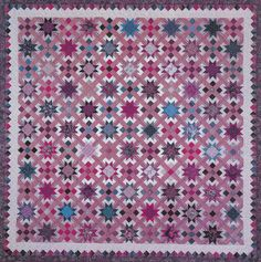 My first love in quilting will always be the design and making of traditional quilts using cotton fabric. I use a variety of techn. Pink Quilts, Cotton Quilts, Cotton Fabric, Traditional Quilts, Quilt Blocks, Crochet Projects, Quilt Patterns, Bohemian Rug, Thoughts