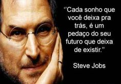 Steve Jobs ensinou-nos, a todos nós, muitas lições sobre empreendedorismo, liderança, criatividade e acima de tudo, sobre saber viver... Leia tudo aqui: http://blog.miguelobato.com/blog/10-li%C3%A7%C3%B5es-mais-importantes-de-steve-jobs-sobre-empreendedorismo