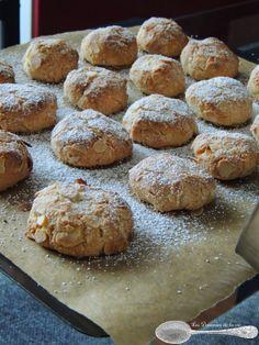 Biscuits Aux Amandes http://lesdouceursdelavie.blogspot.fr/2015/01/biscuits-aux-amandes.html