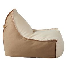 Newport Lounger – Flax/Ivory   Serena & Lily