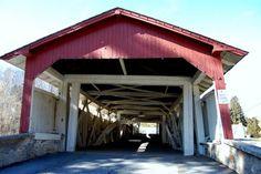 Крытые мосты Долины Лехай: Мост Богерт
