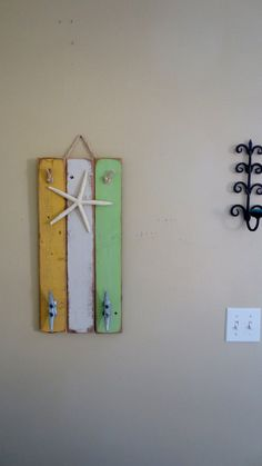 Hey, I found this really awesome Etsy listing at https://www.etsy.com/listing/240824794/ready-to-ship-boat-cleat-towel-rack