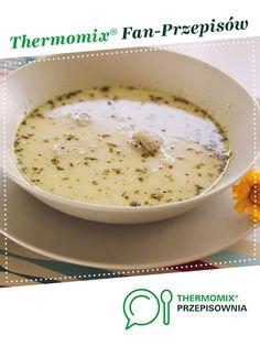 Zupa chrzanowa z białą kiełbasą jest to przepis stworzony przez użytkownika AgataZ. Ten przepis na Thermomix<sup>®</sup> znajdziesz w kategorii Zupy na www.przepisownia.pl, społeczności Thermomix<sup>®</sup>. Cheeseburger Chowder, Food, Thermomix, Essen, Meals, Yemek, Eten