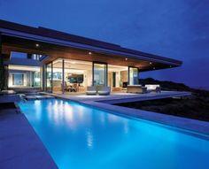 Casa moderna soñada