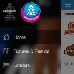 Netball Live App Available FREE in New Zealand