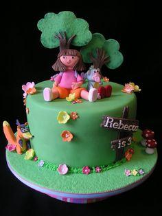 dora birthday cakes for girls | Just call me Martha