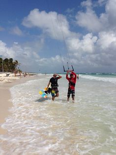 Board time for our client. Kiteboarding is like learning two sports, kite flying and board riding... and then, you have to do it all at the same time... Awesome!!! ‪#‎mexicancaribbeankitesurf‬ ‪#‎kite‬ ‪#‎kitesurf‬ ‪#‎kitemexico‬ ‪#‎kitetulum‬ ‪#‎kitecenter‬ ‪#‎kiteschool‬ ‪#‎kitesurfing‬ ‪#‎kiteboarding‬ ‪#‎tulum‬ ‪#‎mexico‬ ‪#‎wateraddict‬ ‪#‎travel #traveltuesday‬ ‪#‎fun‬ ‪#‎action‬‬ ‪#‎bwsurf‬ ‪#‎ahautulum‬ ‪#‎wind‬ #vacation #holidays #thingstodointulum #learnsomethingnew