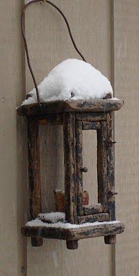Thistlebrooms.  So beautifully rustic.....