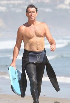 Pierce Brosnan shirtless - Google Search