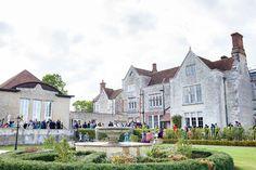 The lovely Froyle Park Wedding Venue