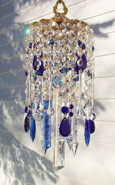 Glass Wind Chime. Изящные идеи садового декора - Дизайн интерьеров | Идеи вашего дома | Lodgers