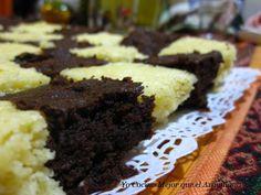 Receta Brownie de chocolate (microondas), Fácil, Postre - Petit Chef
