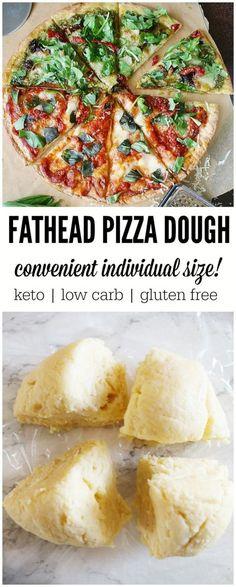 Fathead Pizza Dough- THE BEST KETO Pizza! Doing the Keto diet? You need this keto Fathead pizza dough recipe in your life! Keto Foods, Ketogenic Recipes, Paleo Recipes, Low Carb Recipes, Pizza Recipes, Easy Recipes, Lunch Recipes, Dessert Recipes, Protein Recipes