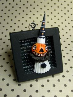 Cute Halloween Ornament