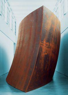 Richard Serra, Union of the Torus and the Sphere, 2001