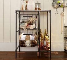 Kellan Pet All-In-One Cart | Pottery Barn
