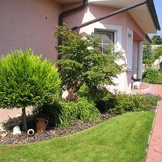 mestská záhrada - rodinný dom Hlohovec