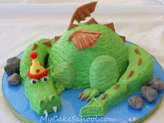 The Ultimate cake for boys birthday parties