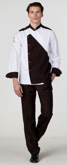 Chef Uniforms Hotel Uniform, Restaurant Uniforms, Chef Apron, Future Fashion, Costume Design, Work Wear, Chef Jackets, Hipster, Womens Fashion