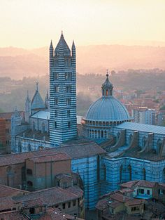 Duomo, Sienna, Italy....ancient walled city...a must on your next trip.