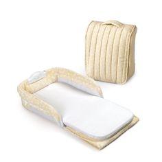 Baby Delight Snuggle Nest, Beige/White by Baby Delight, http://www.amazon.com/dp/B005TI3NJS/ref=cm_sw_r_pi_dp_m0aKqb0JFVQPR