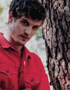 Daniel Sharman for DAMAN Magazine June/July 2017 issue
