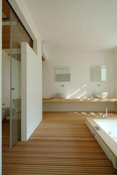 Baños:diseño,planos y fotos. http://abitaredecoracionblog.com/banos-diseno-planos-y-fotos/