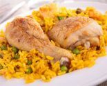Receta de arroz con pollo motero