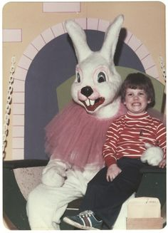 Community Post: 20 Easter Bunnies That Will Haunt Your Dreams
