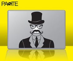 adesivo macbook hipster | ebay #hipster #stiker #macbook #art Macbook, Mac Stickers, Ideas Geniales, Past, Disney Characters, Fictional Characters, Decals, Hipster, Ebay