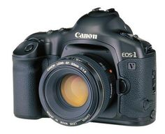 Canon EOS-1V Professional SLR Body (Discontinued by Manufacturer)