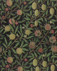 clawmarks: William Morris - Fruit - 1862 Morris...