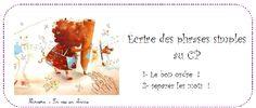carnets de recherches - Nurvero - La vie en classe