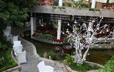 Xu hướng thiết kế quán cafe vườn hiện nay
