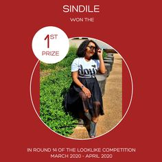 💥🎊🎉 Please congratulate and give a massive round of applause 👏 to Sindile @Londi_khumalo our National Looklike Trendsetter for Round 14 of the Looklike competition run from March 2020 to April 2020, who has won a feature in the Looklike annual fashion magazine! This is the 4th time Sindile has been crowned our National Looklike Trendsetter having also won Round 7, Round10 and Round 13 of the competition! 🔥🔥🔥🔥🏆🏆🏆🔥⠀⠀⠀⠀⠀⠀⠀ Casual Yet Funky 🥰 #fashionista #fashionblogger… Ladies Fashion, Competition, March, Fashion Looks, Magazine, Casual, Women's Work Fashion, Fashion Women, Magazines