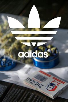 Adidas weed style